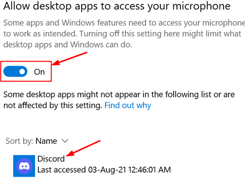 Check Discord In List Apps Min