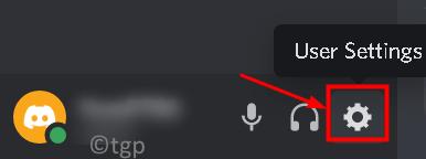 Discord User Settings Min