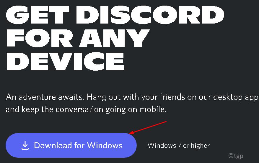 Download Discord Min