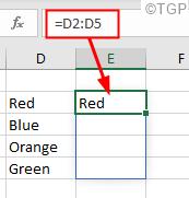 Excel Spill Error Before Dynamic Array