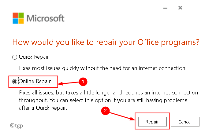 Ms Online Repair Min