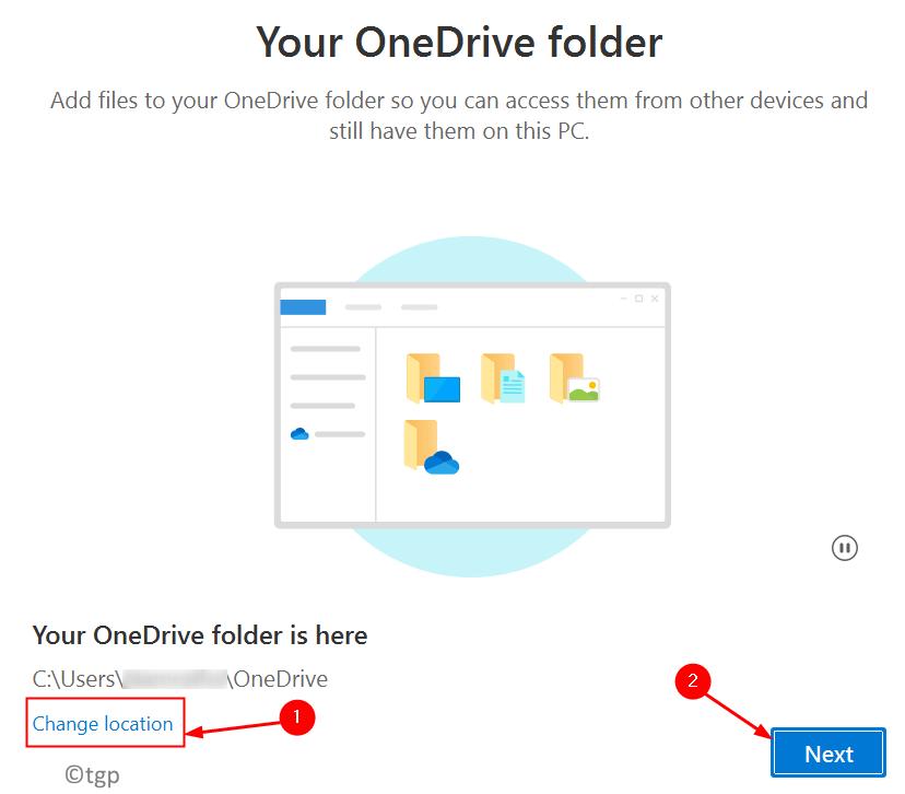 Onedrive Change Folder Location Min