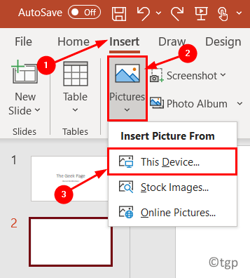 Powerpoint Insert Picture Device Min