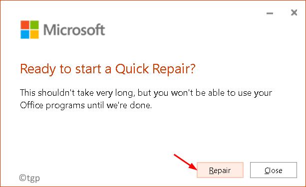 Ready Start Repair Min