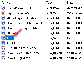 Registry Editor Navigate To Applicability Key In Local Machine Ring