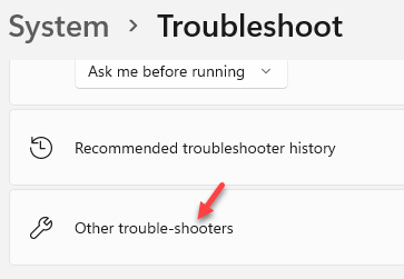 System Troubleshoot Other Troubles Hooters