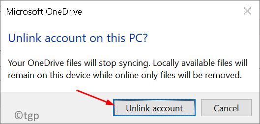 Unlink Onedrive Account Confirm Min