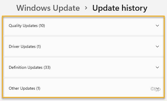 Check The Updates Min