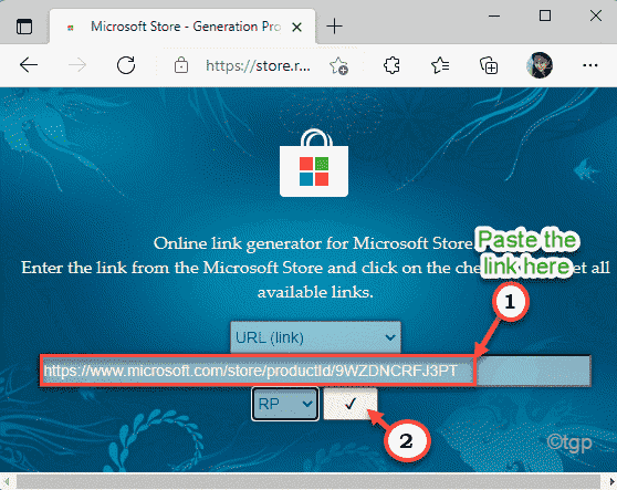 Download Link Min