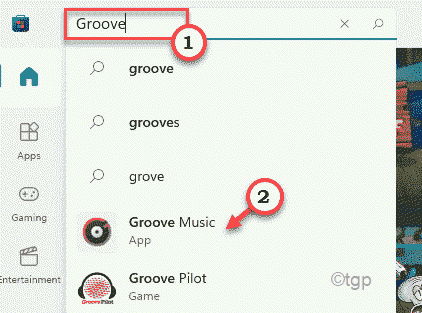 Groove Search Min
