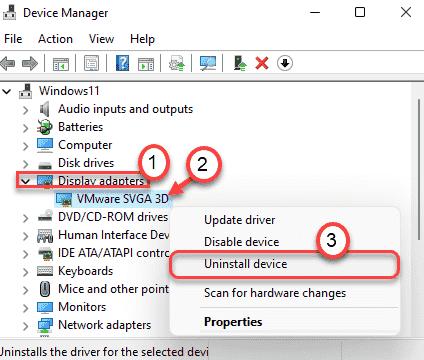 Uninstall Graphics Driver Min