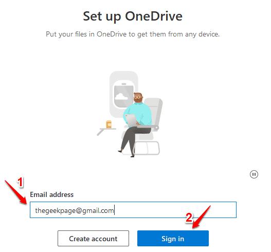 12 Enter Email