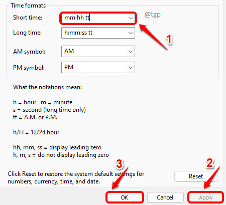 13 Format Time Custom Optimized