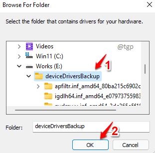 16 Select Folder Optimized