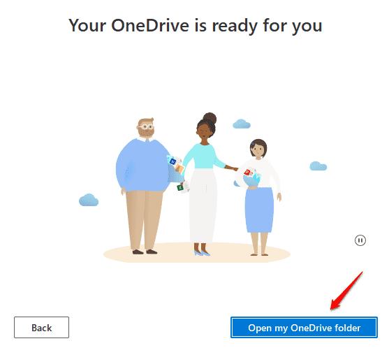 18 Open One Drive Folder