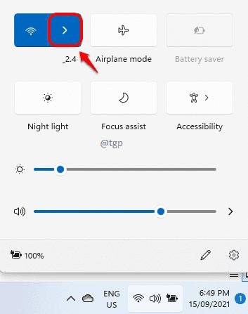 6 Wifi Right Arrow