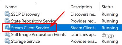 Click Steam Client Service Min
