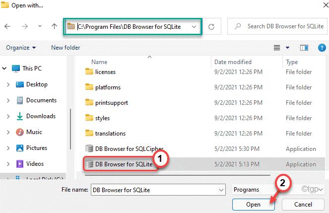 Db Browser For Sqlite Min