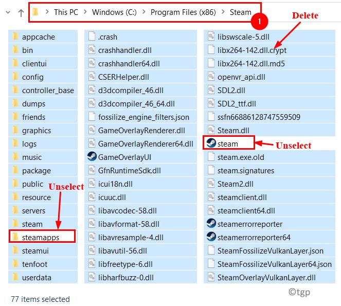 Delete Steam Files Min