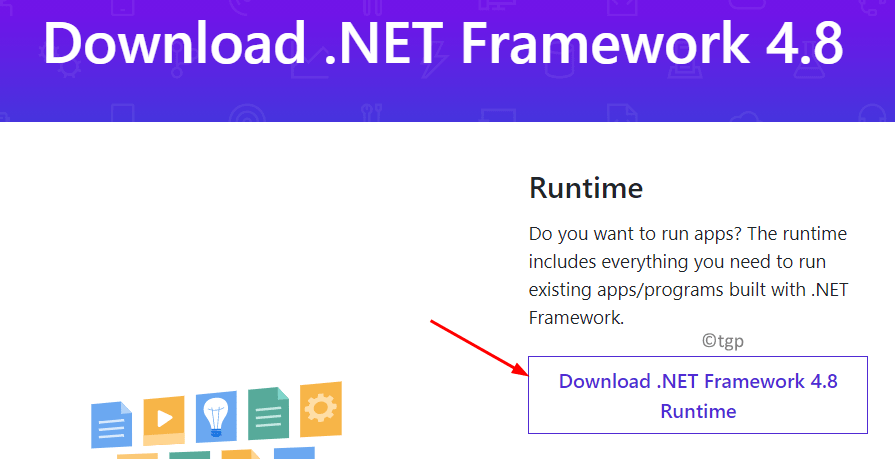 Download .net Framework4.8 Min