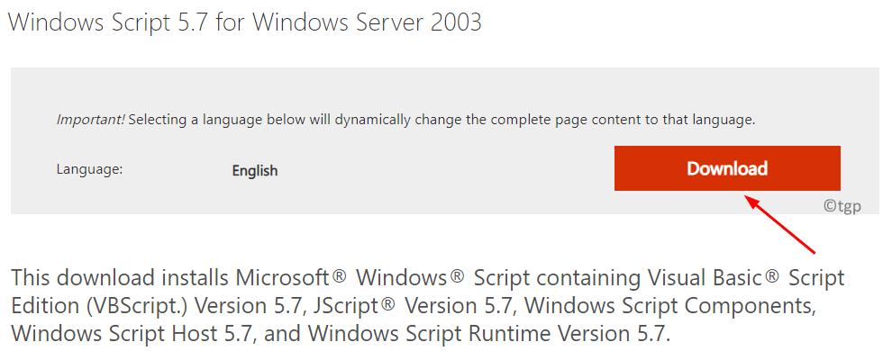 Download Windows Script Min