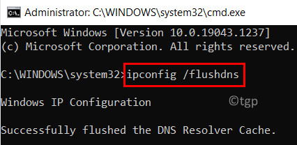 Flush Dns Server Config Min