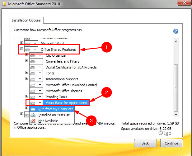 Office 2010 Vb Forapplications Min