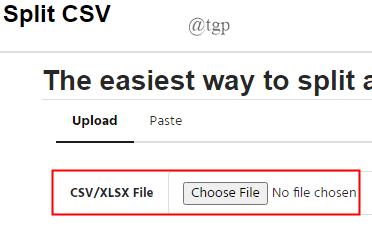 Online Csv1