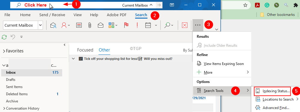 Outlook Search Tools Min