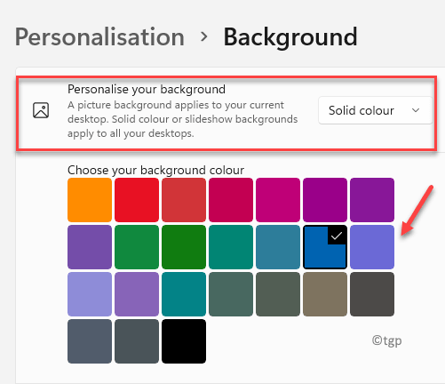 Personalisation Background Personalise Your Background Solid Colour Choose Your Background Colour Min