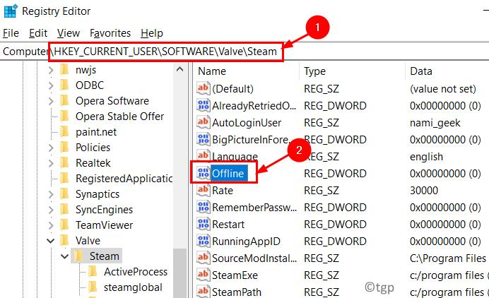 Registry Editor Valve Steam Min