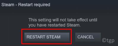 Restart After Beta Update Participation Select Min