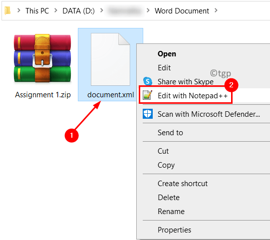 Xml File Edit With Notepad++ Min