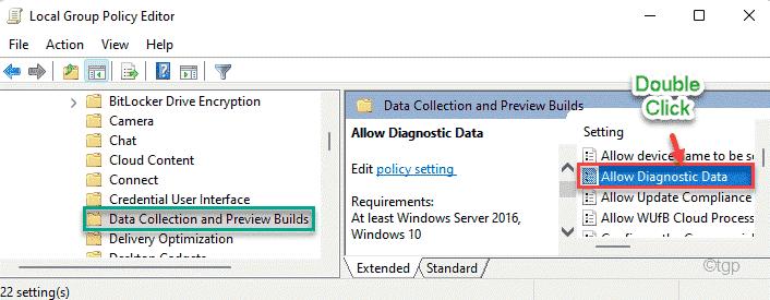 Allow Diag Data Dc Min