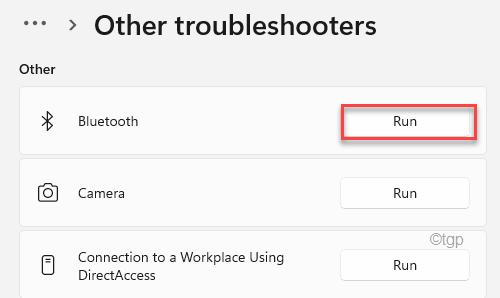 Bluetooth Troubleshooter Windows 11 Min