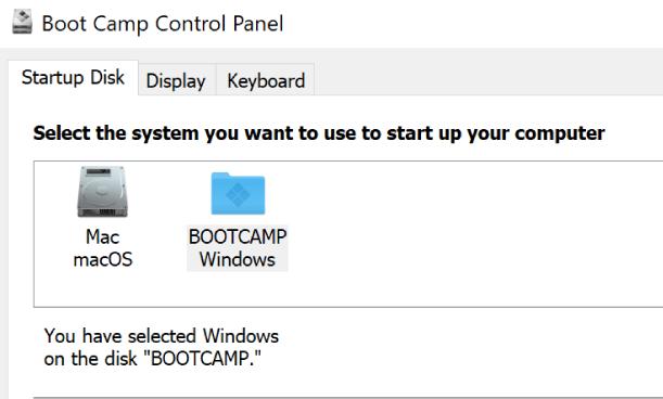 Bootcamp Min