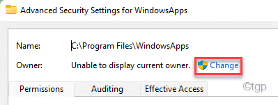 Change Owner Windowsapp Data New Min