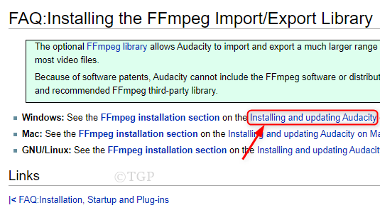 Ffmpeg Lib Download Page Min