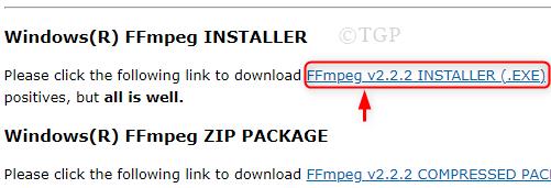 Ffmpeg Lib Installer Exe Audacity