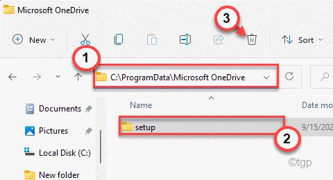 Microsoft One Drive Setup Delete Min