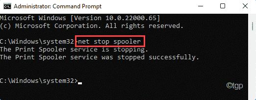 Net Stop Spooler Min
