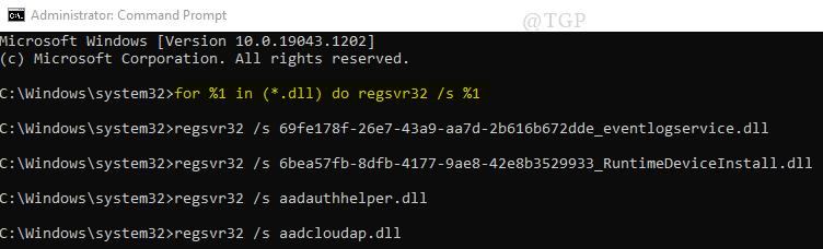 Register Dll File Cmd Min