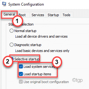Selective Startup Clean Boot Win 11 Min