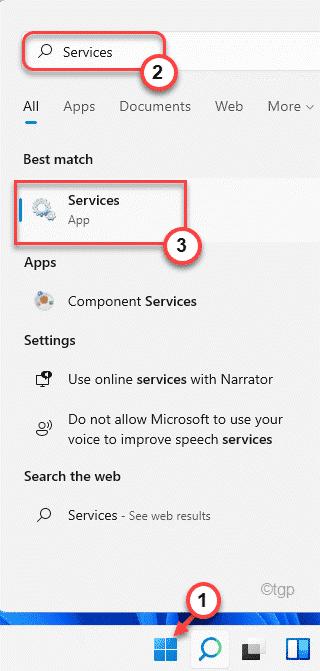 Services Search Min