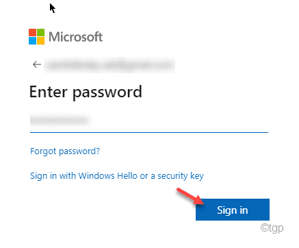 Sign In Wit Password Min