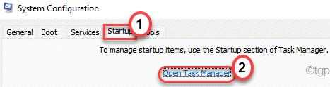 Startup Task Manager Min