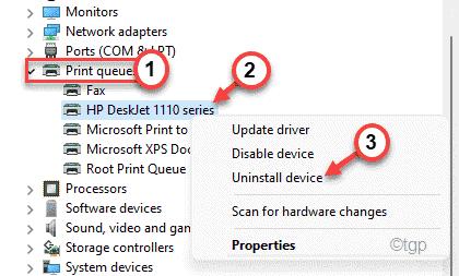 Uninstall Printer Min