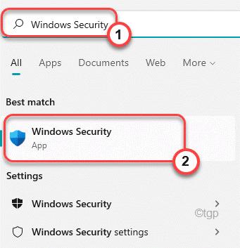 Windows Security Min