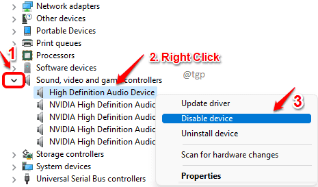 2 Disable Device Optimized