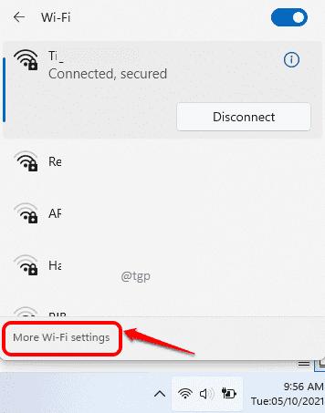 2 More Wifi Settings Optimized